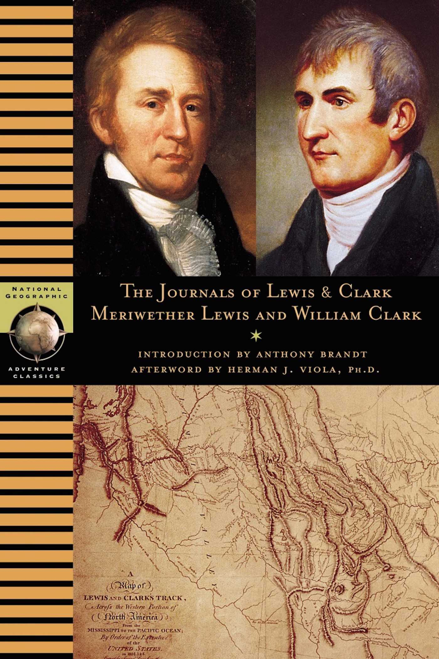 Journals of lewis and clark 9781426206184 hr