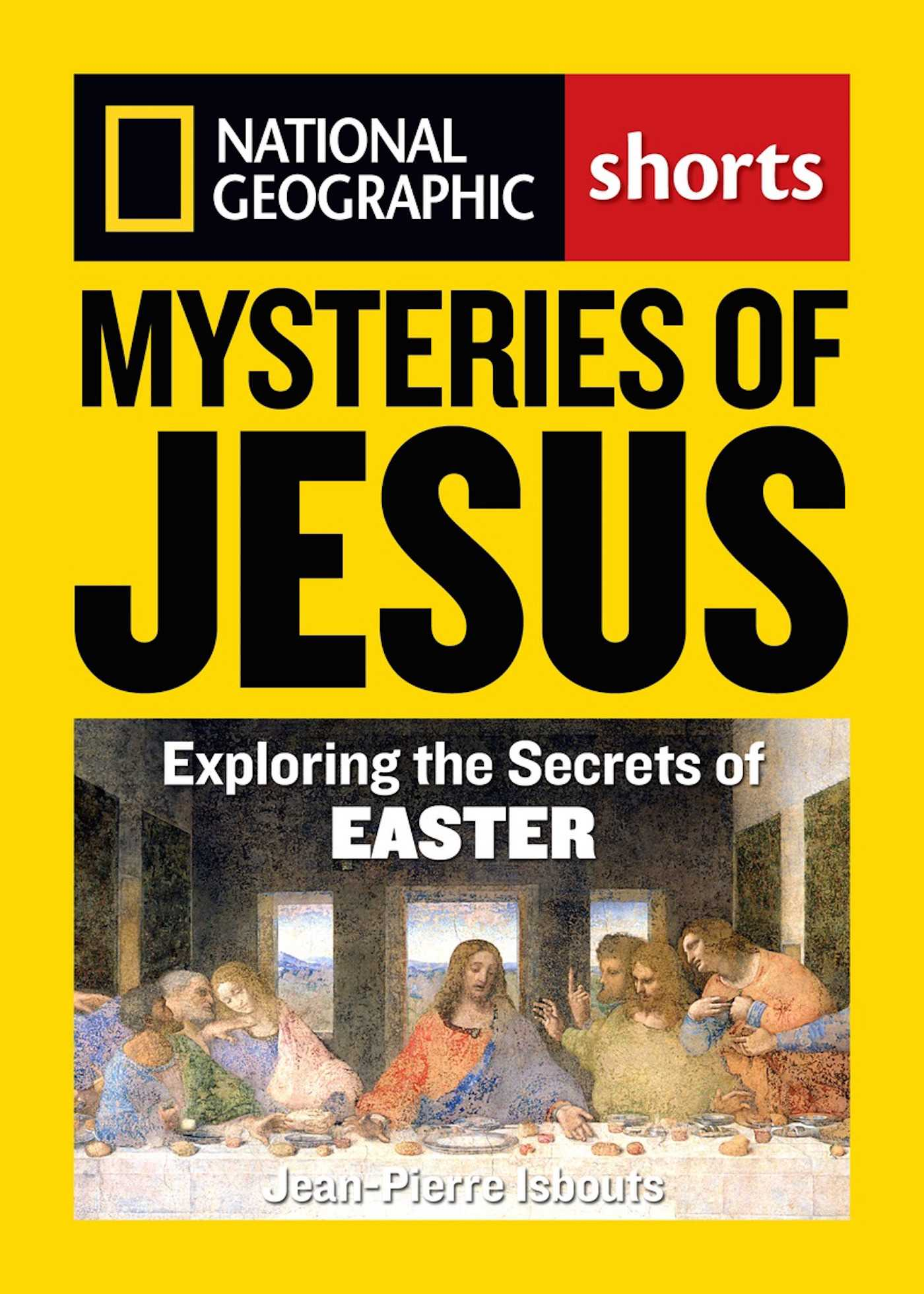 Mysteries of jesus 9781426209789 hr