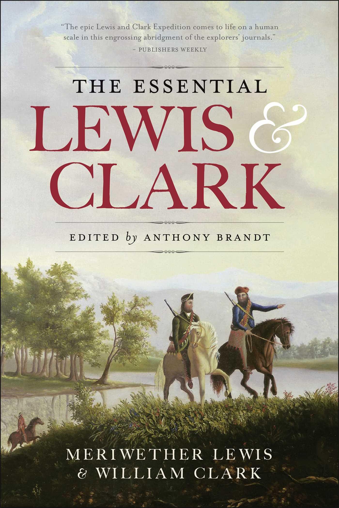 The essential lewis clark 9781426217173 hr
