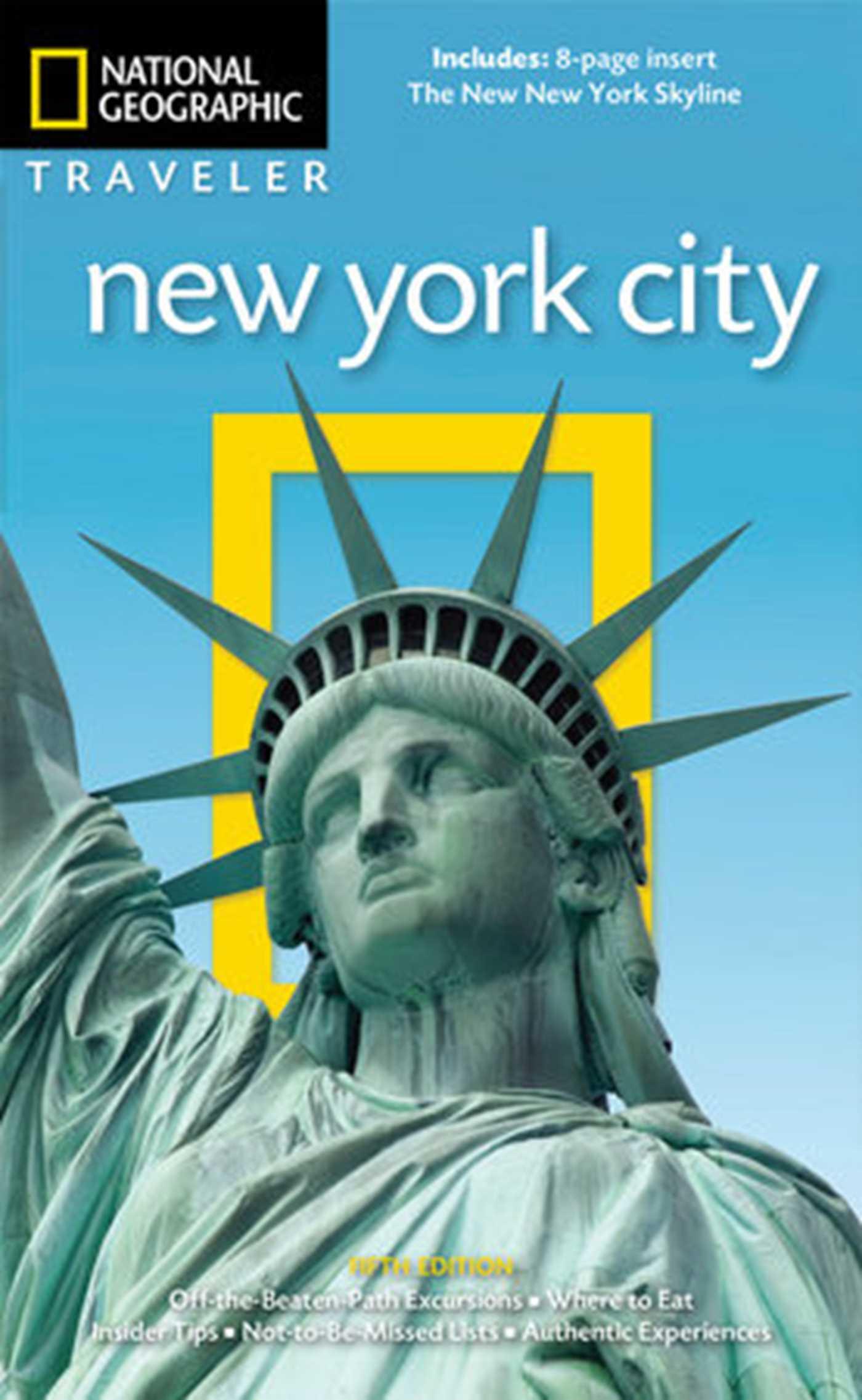 Nat geo traveler new york city 9781426218415 hr