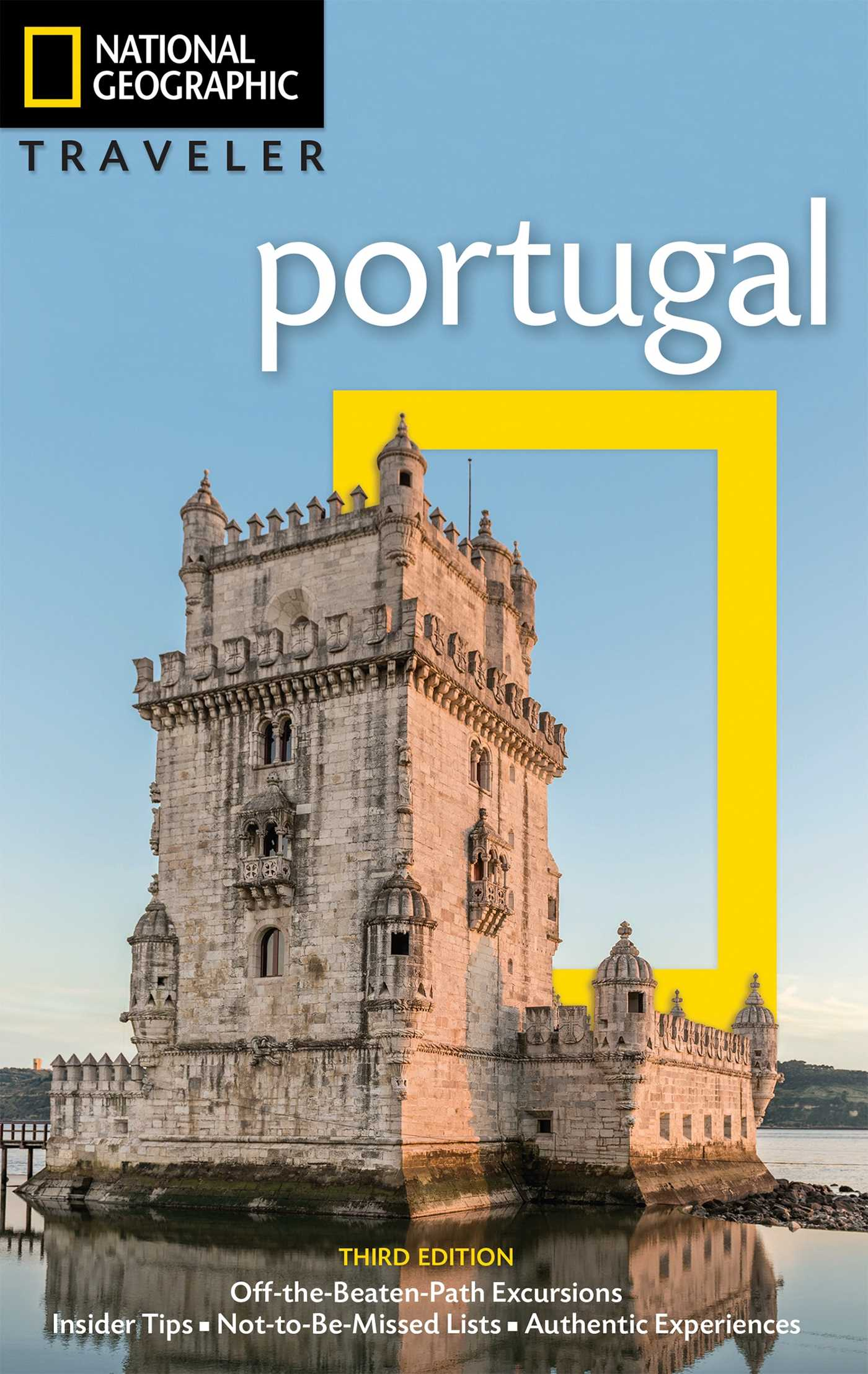 National geographic traveler portugal 3rd ed 9781426218811 hr