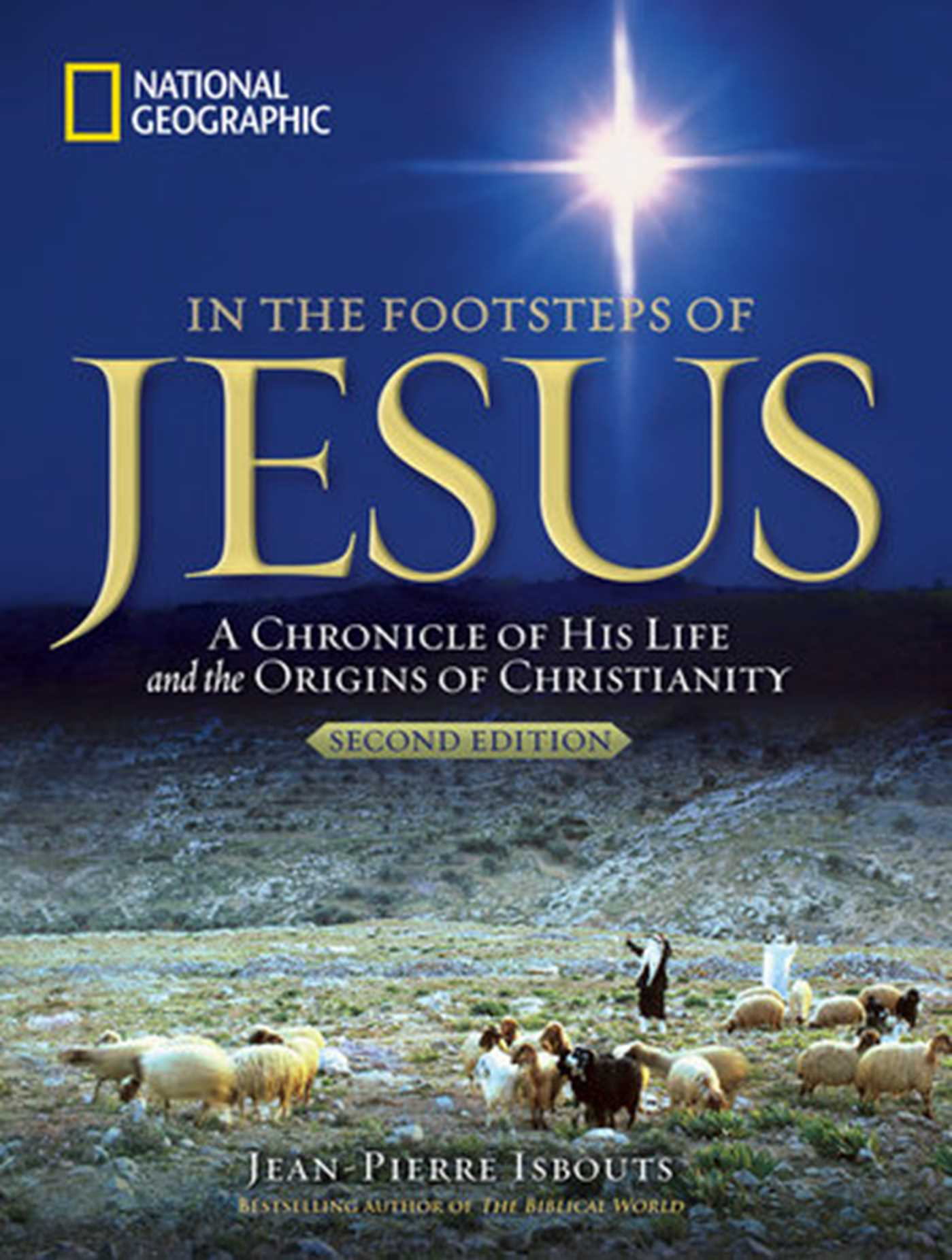 In the footsteps of jesus a journey through his life 9781426219139 hr
