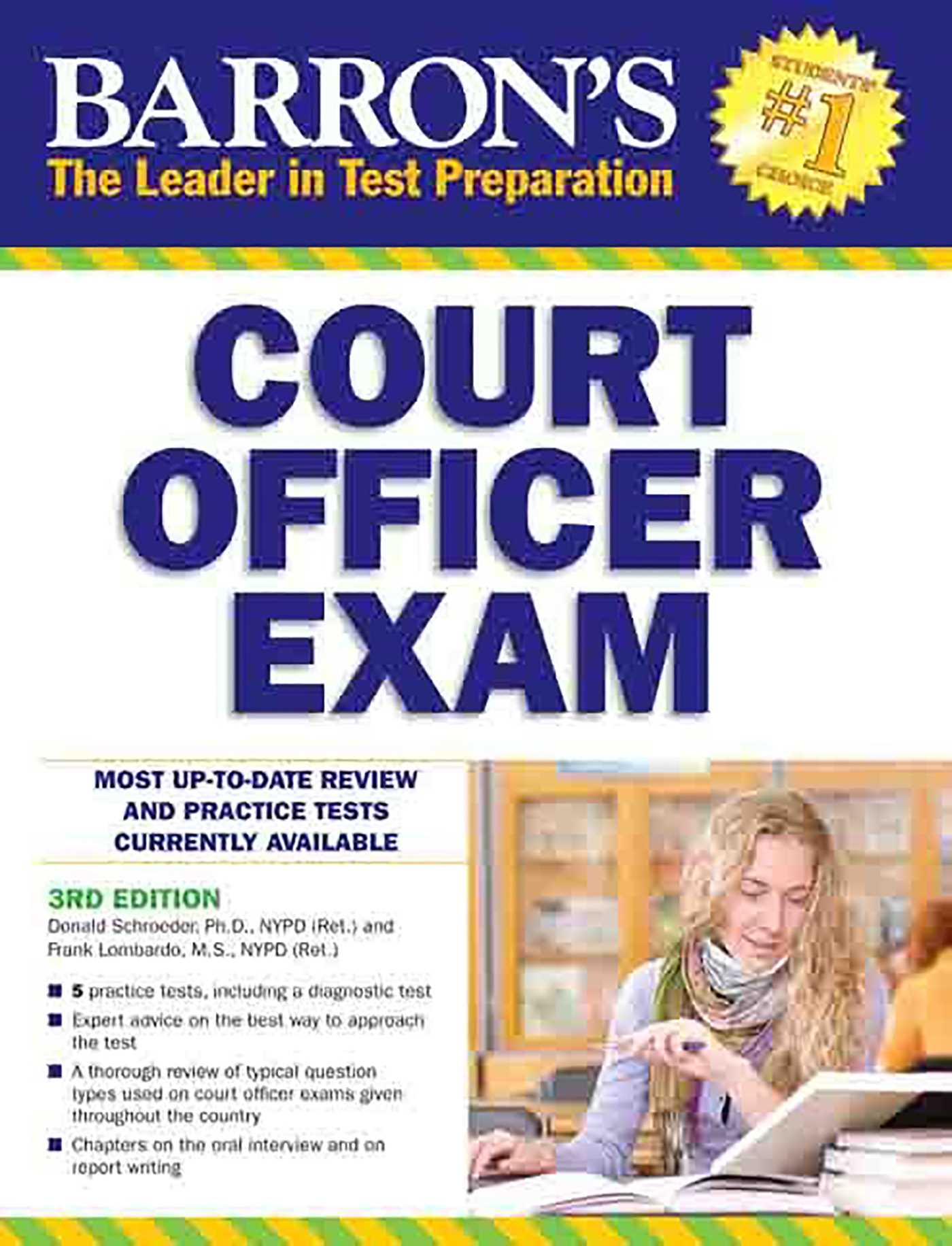 court officer example exams