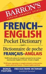 Barron's French-English Pocket Dictionary