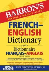 Barron's French-English Dictionary