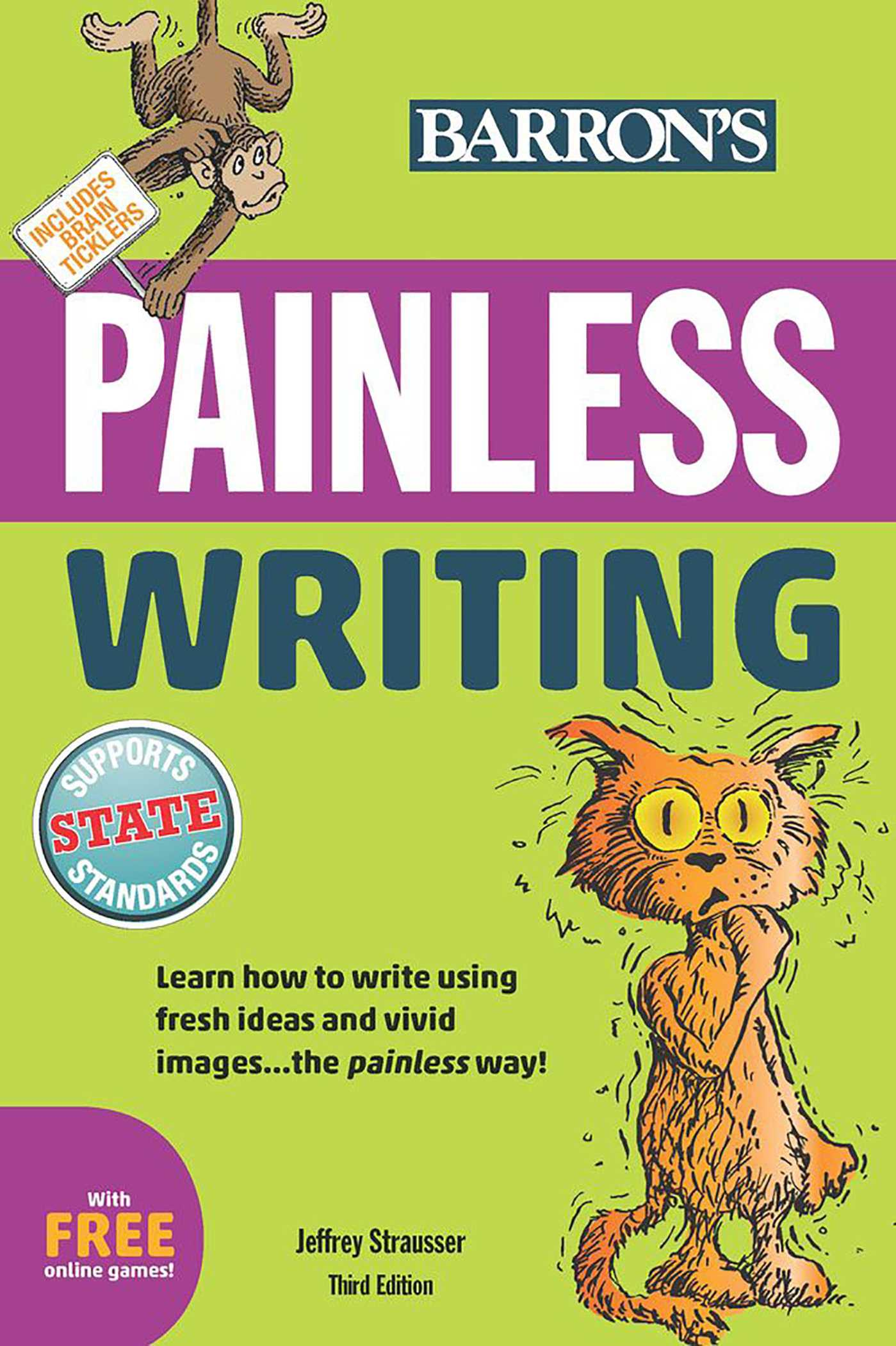 Painless Writing | Book by Jeffrey Strausser | Official Publisher