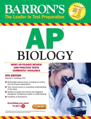 Barron's AP Biology | Book by Deborah T  Goldberg M S