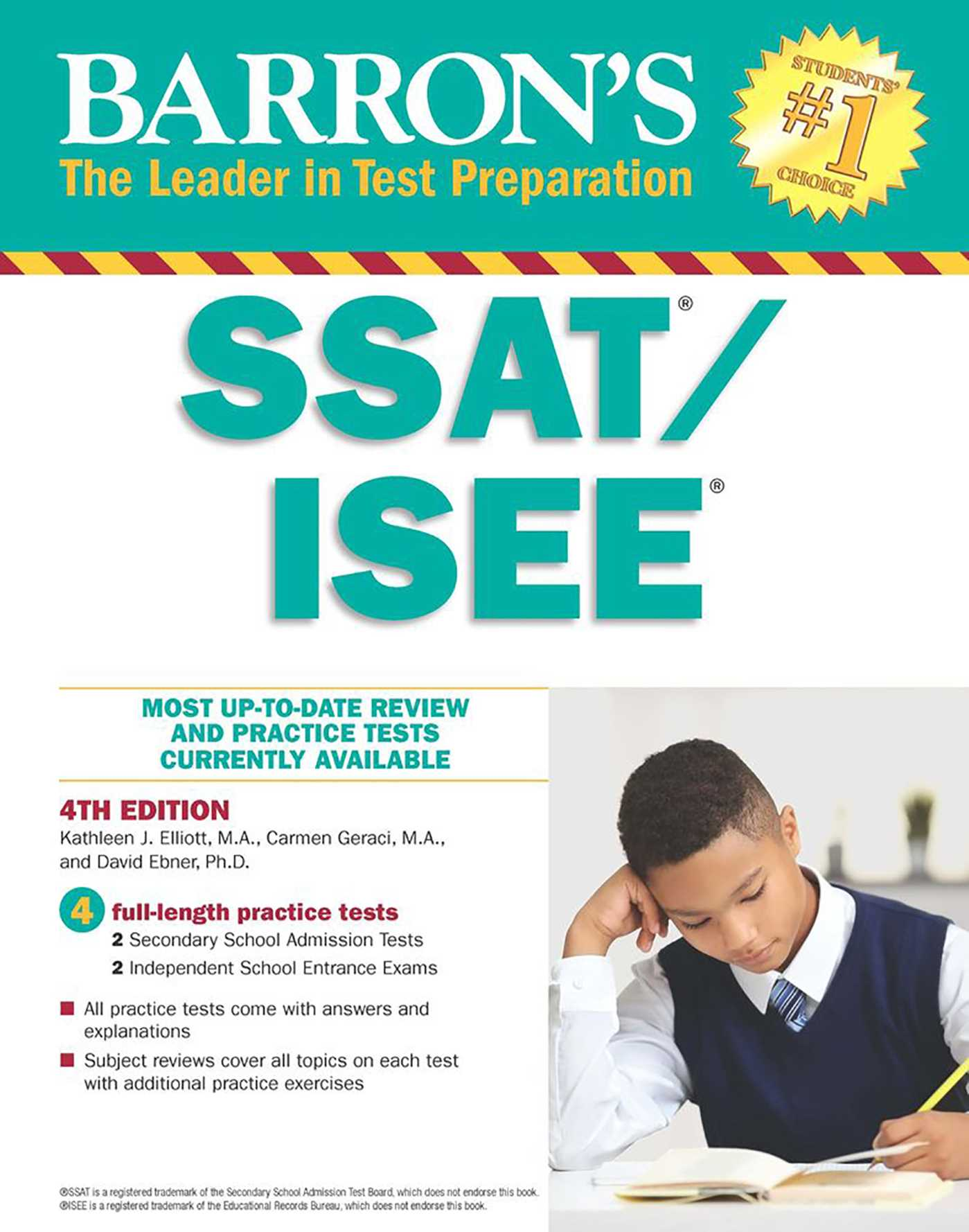 Isee Middle Level Mathematics U2013 570 Practice Problems By Exam Preparation Experts Array