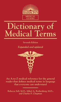 dictionary of medical terms book by rebecca sell m d mikel a