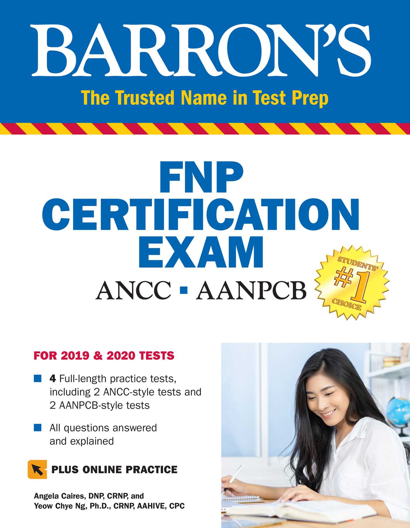 Barrons Family Nurse Practitioner Certification Exam With Online