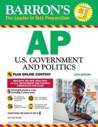 Barron's AP U.S. Government and Politics