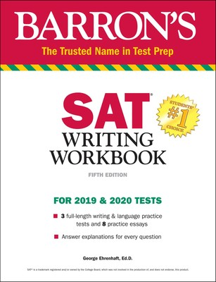 List of the best SAT study guides