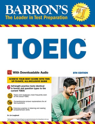 Barron 's Toeic Test 4th Edition Pdf Download