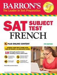 Barron's SAT Subject Test French