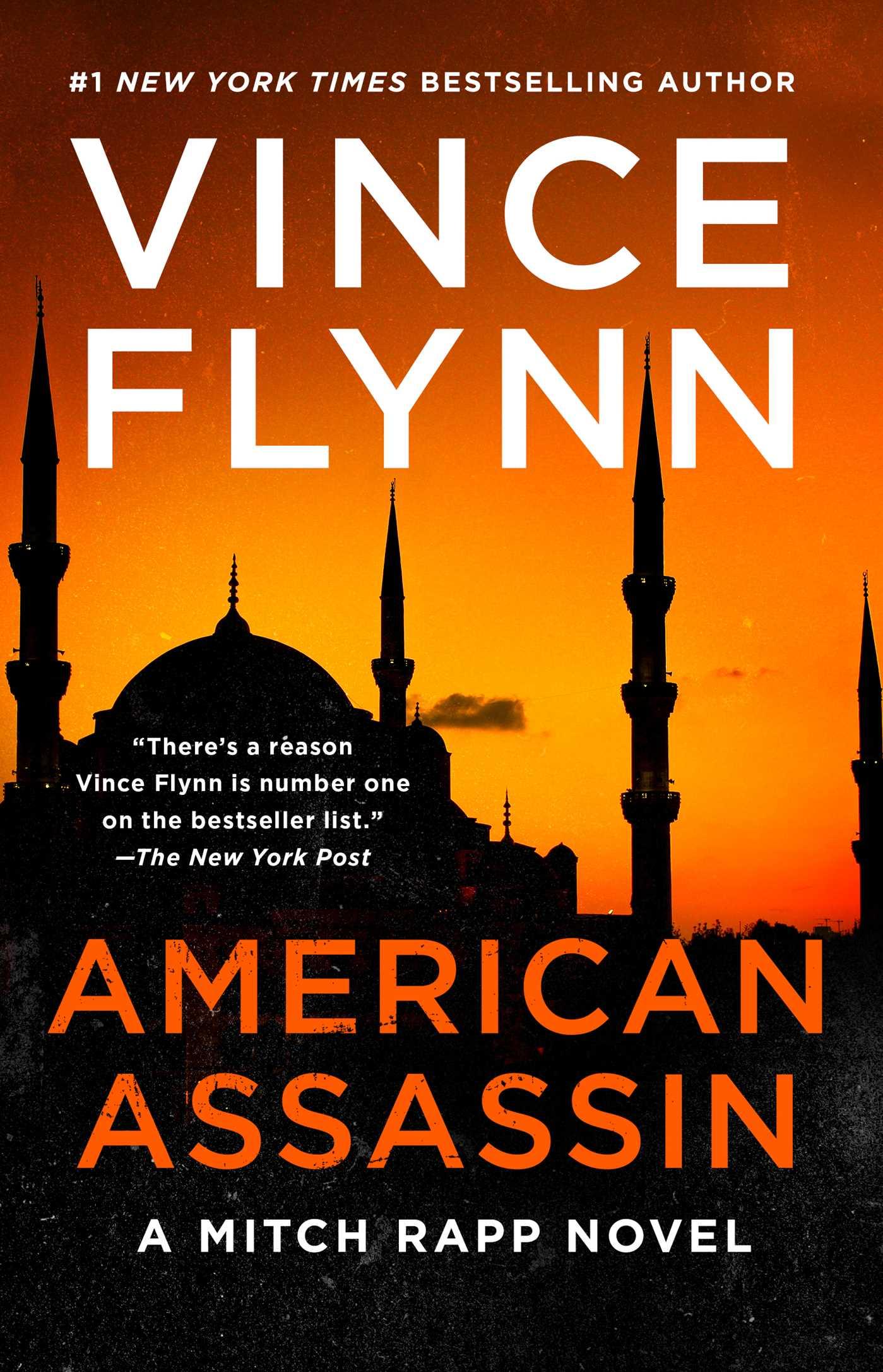 American assassin 9781439100516 hr