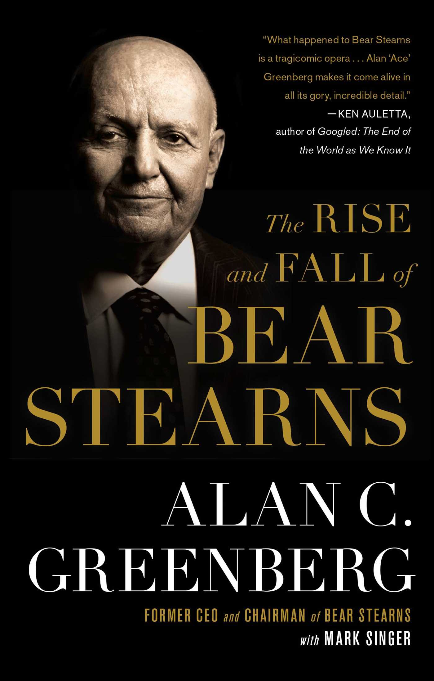 The rise and fall of bear stearns 9781439101421 hr