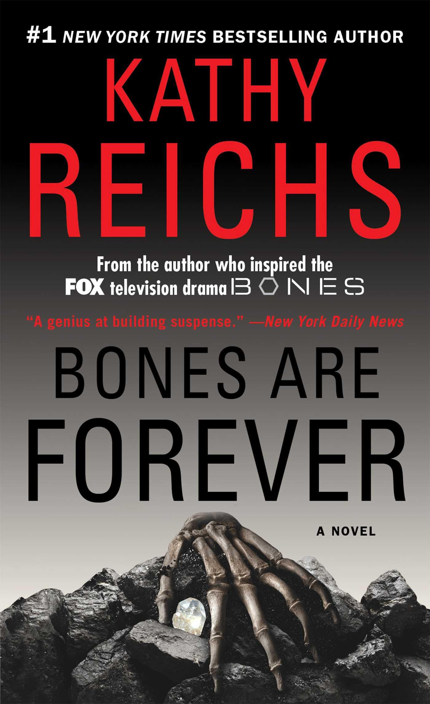 Bones are forever 9781439102442 hr