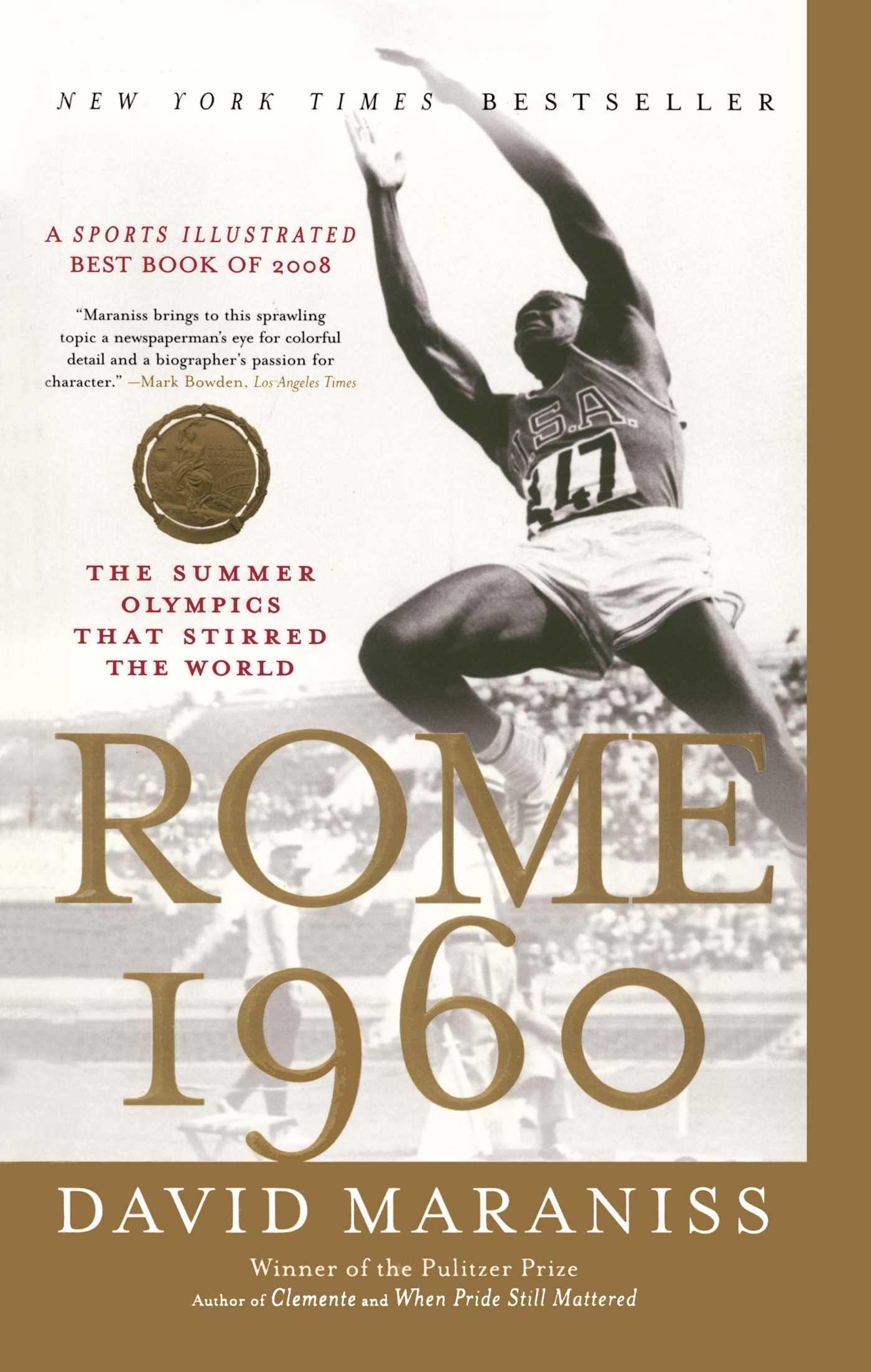 Rome 1960 9781439102671 hr