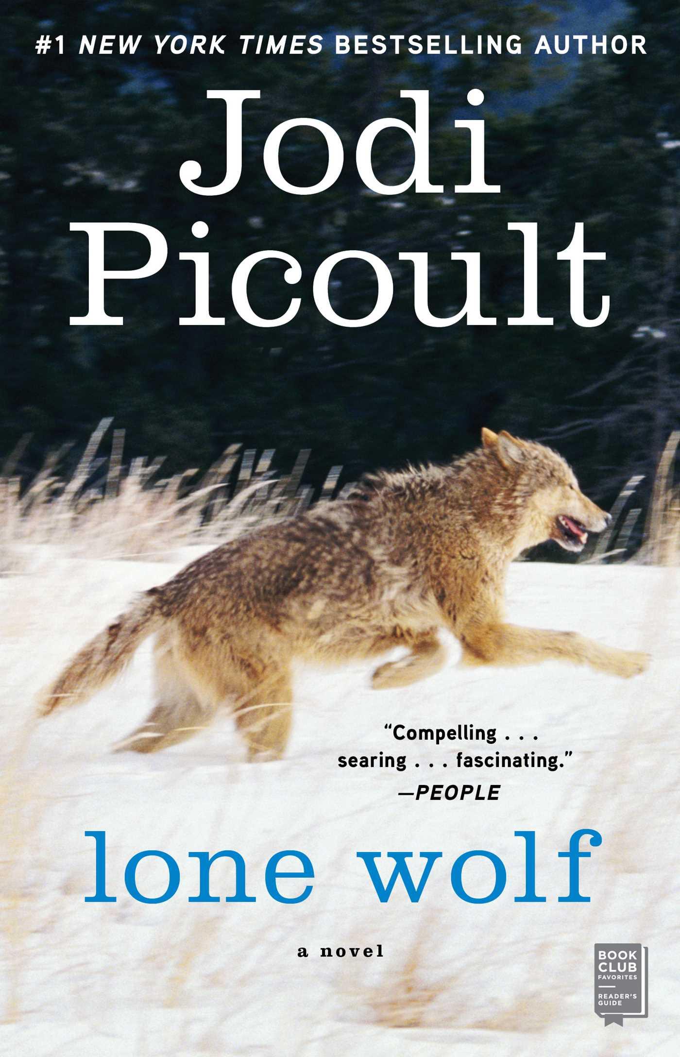 Lone wolf 9781439102756 hr