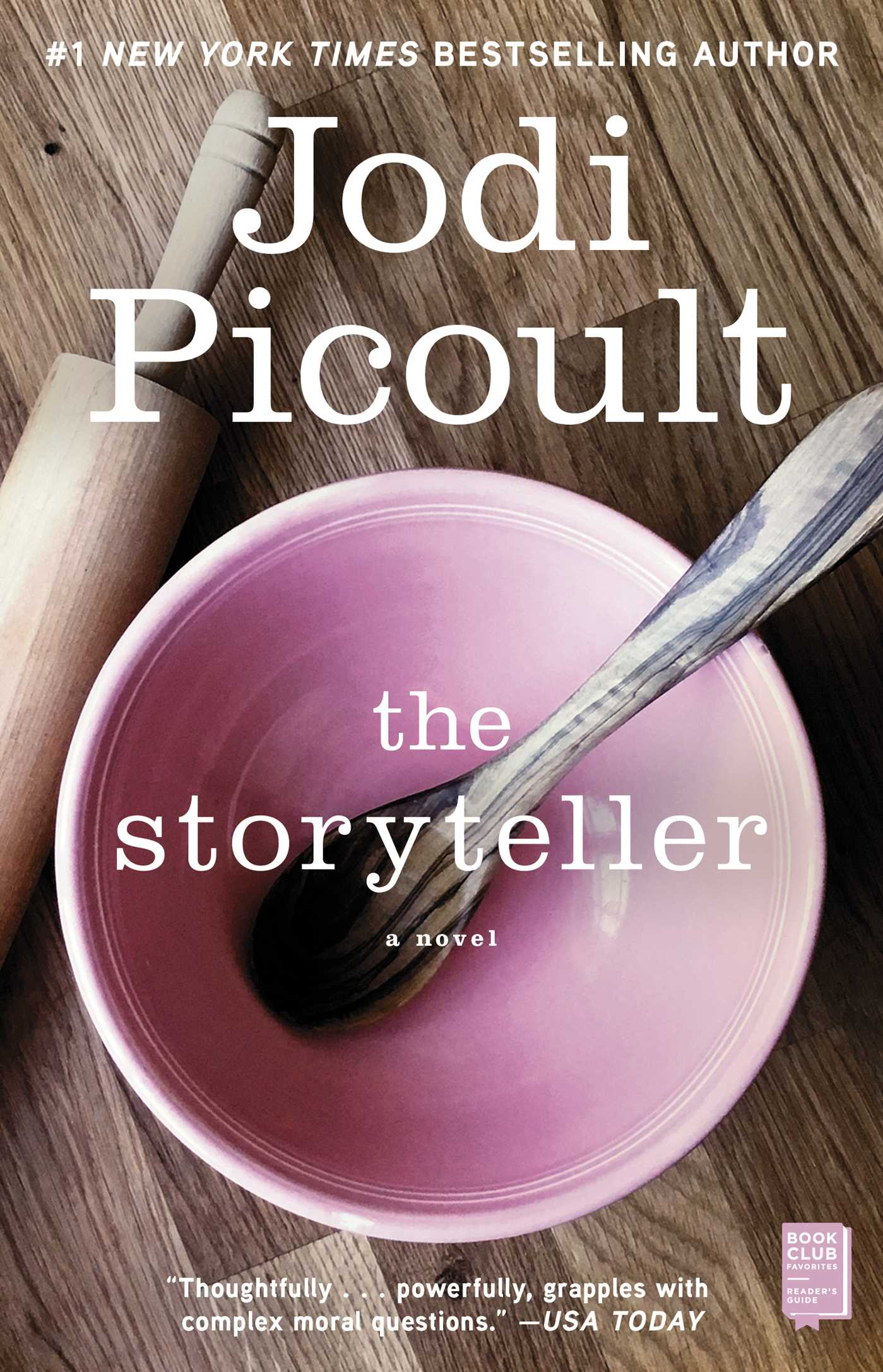 The Storyteller | Book by Jodi Picoult | Official Publisher Page