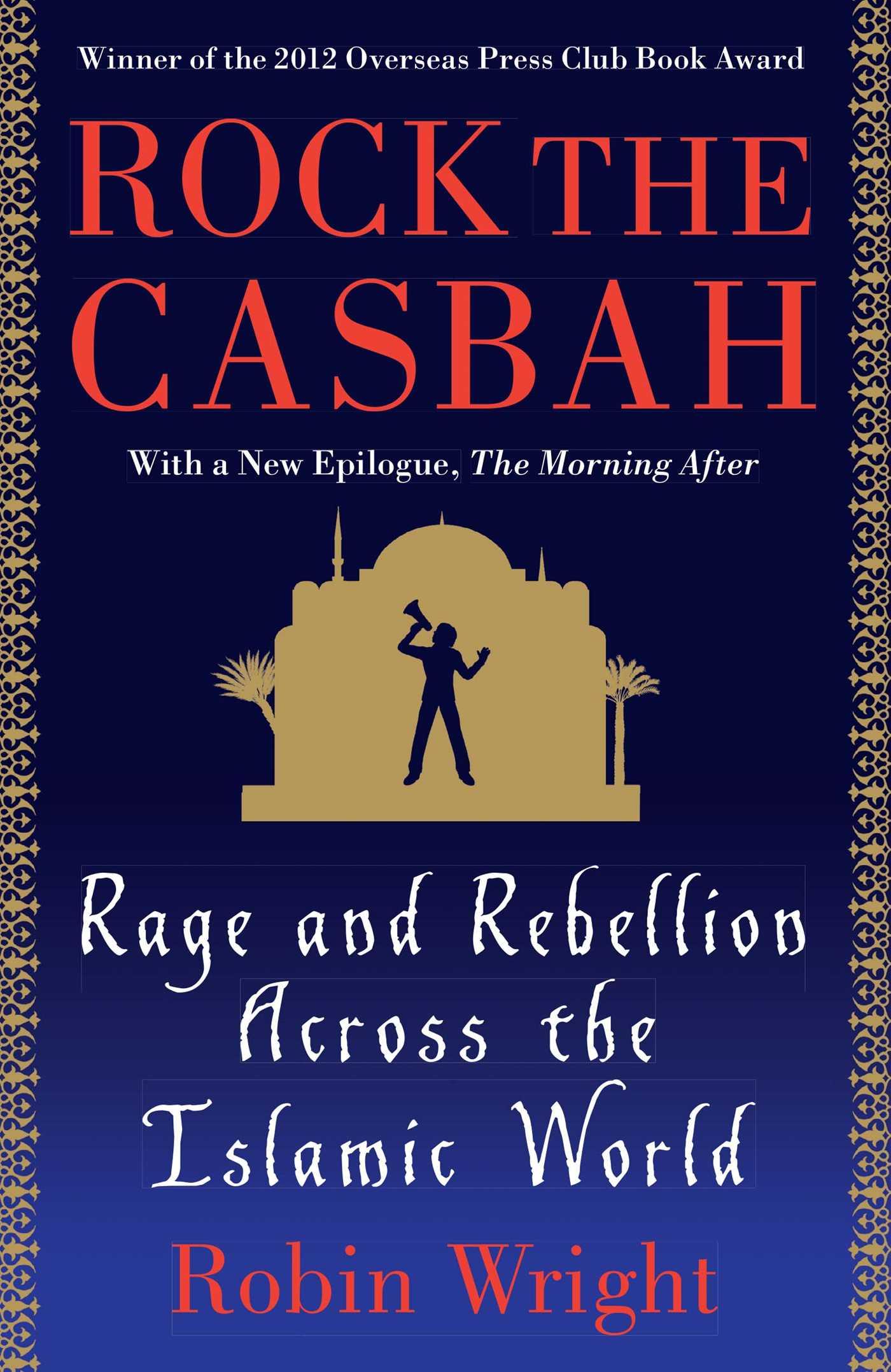 Rock the casbah 9781439103173 hr