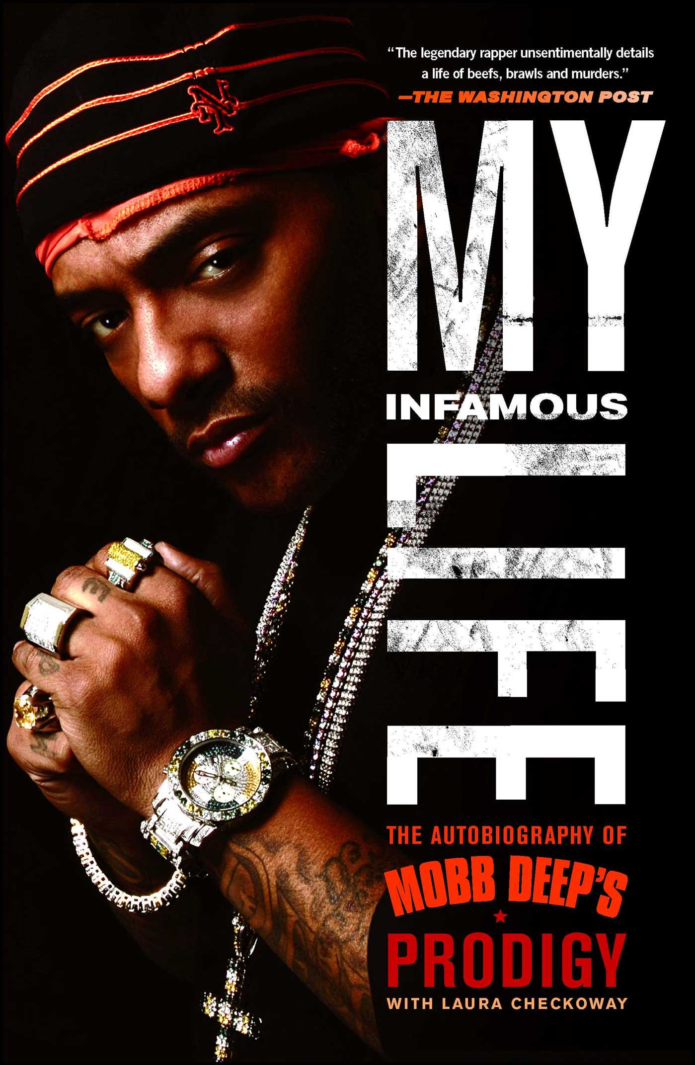 My infamous life 9781439103197 hr