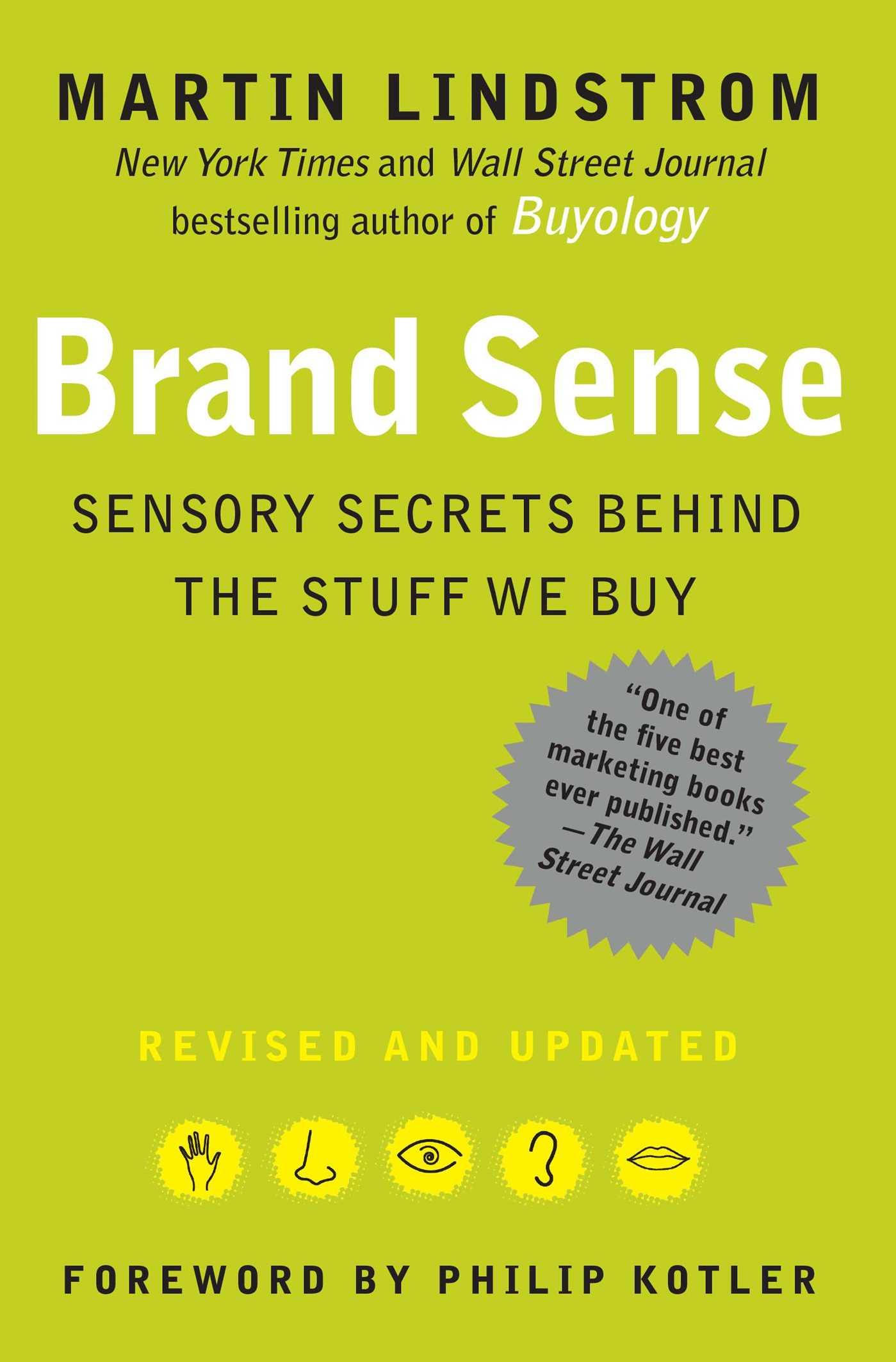 Brand sense ebook by martin lindstrom philip kotler official brand sense 9781439103456 hr fandeluxe Gallery