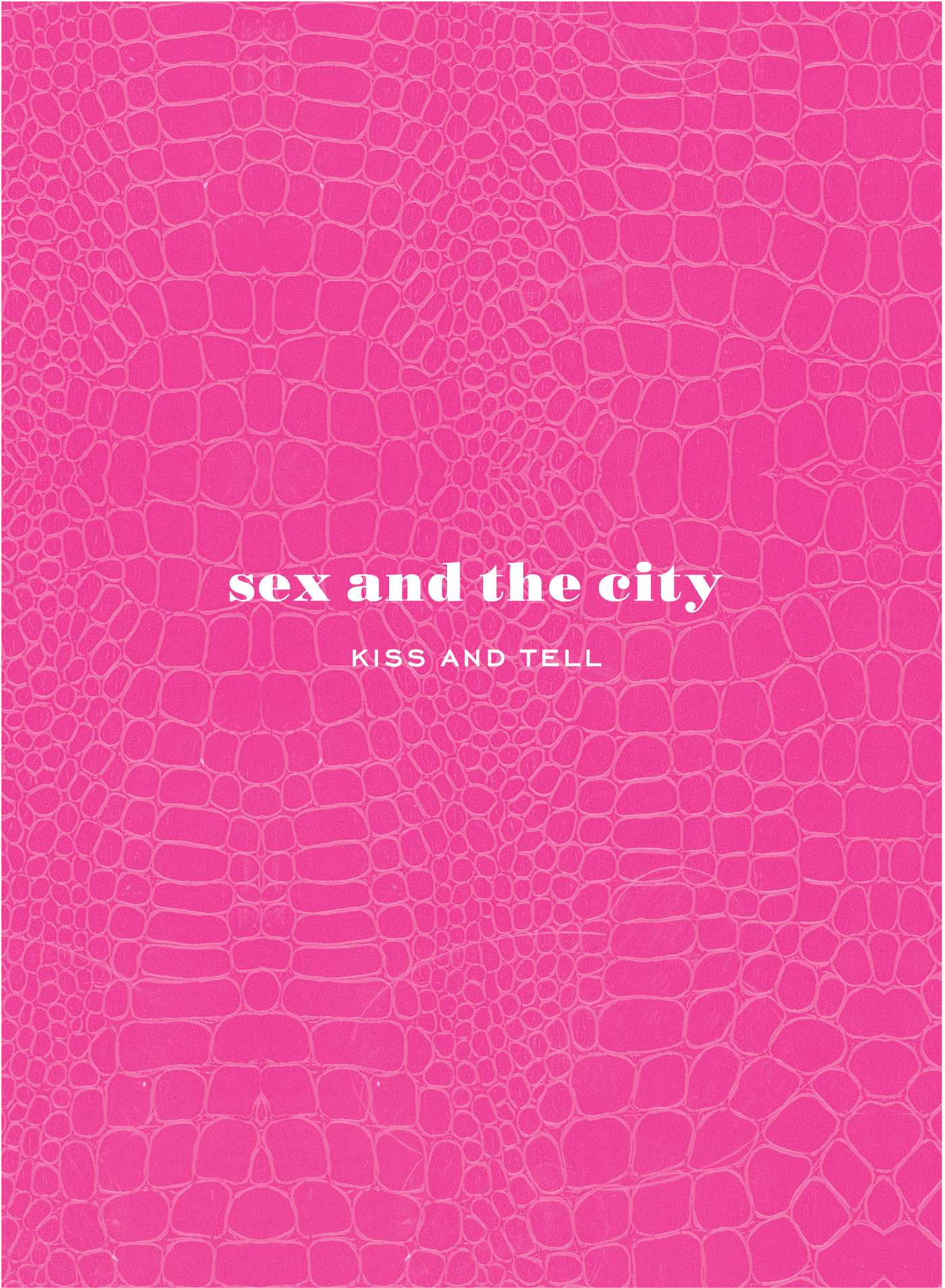 Sex and the city 9781439103722 hr