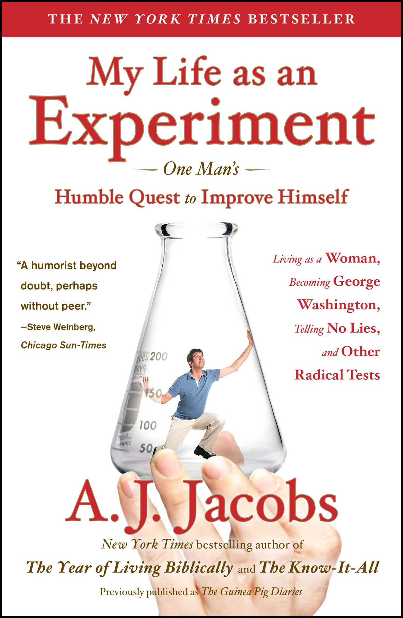 My life as an experiment book by a j jacobs official publisher my life as an experiment book by a j jacobs official publisher page simon schuster fandeluxe Choice Image