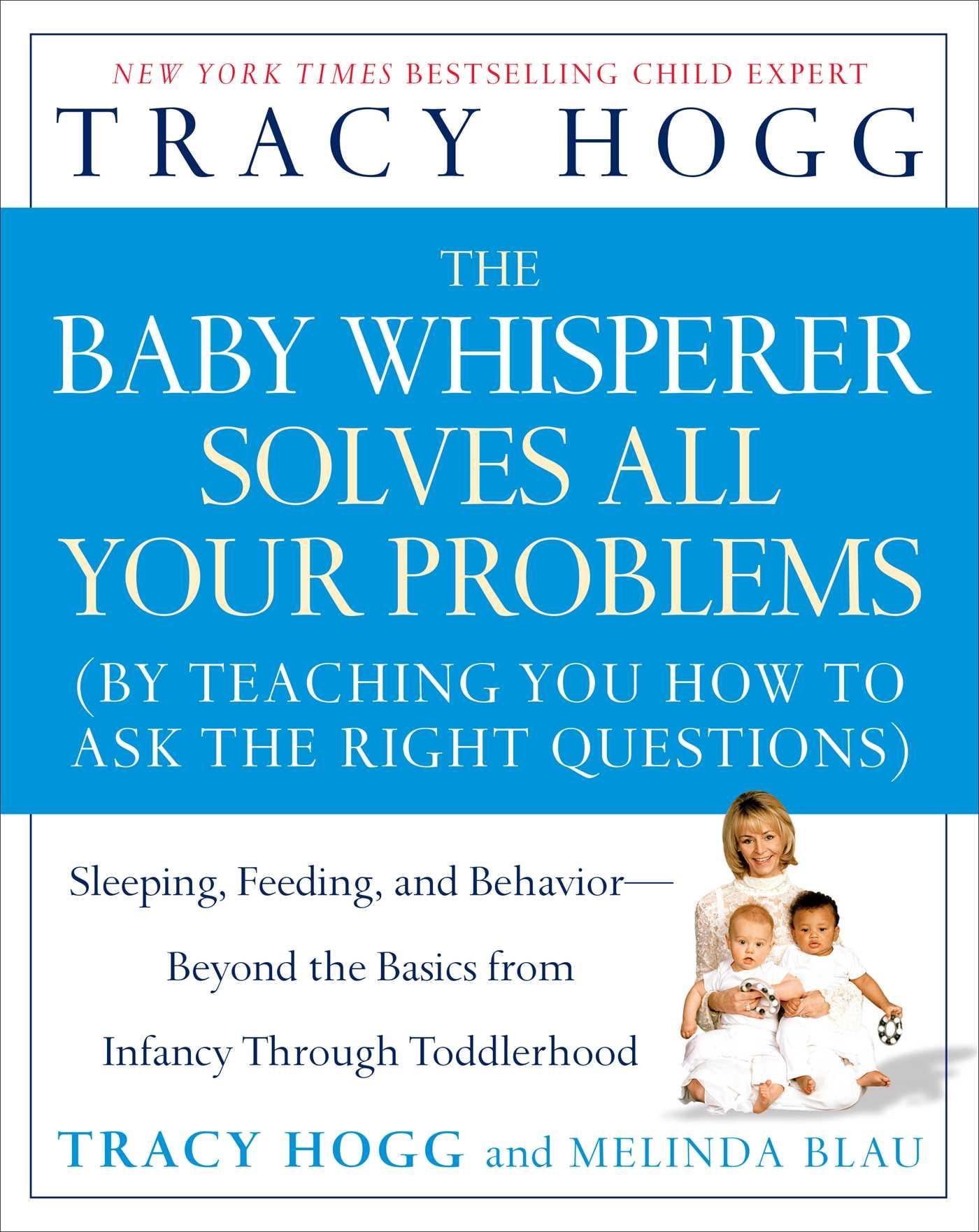 The baby whisperer solves all your problems 9781439106549 hr