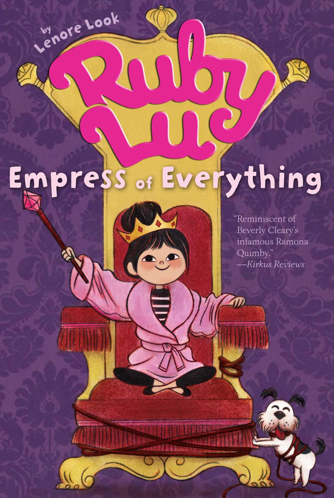 Ruby lu empress of everything 9781439107331 hr