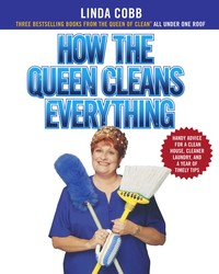How the queen cleans everything 9781439107485