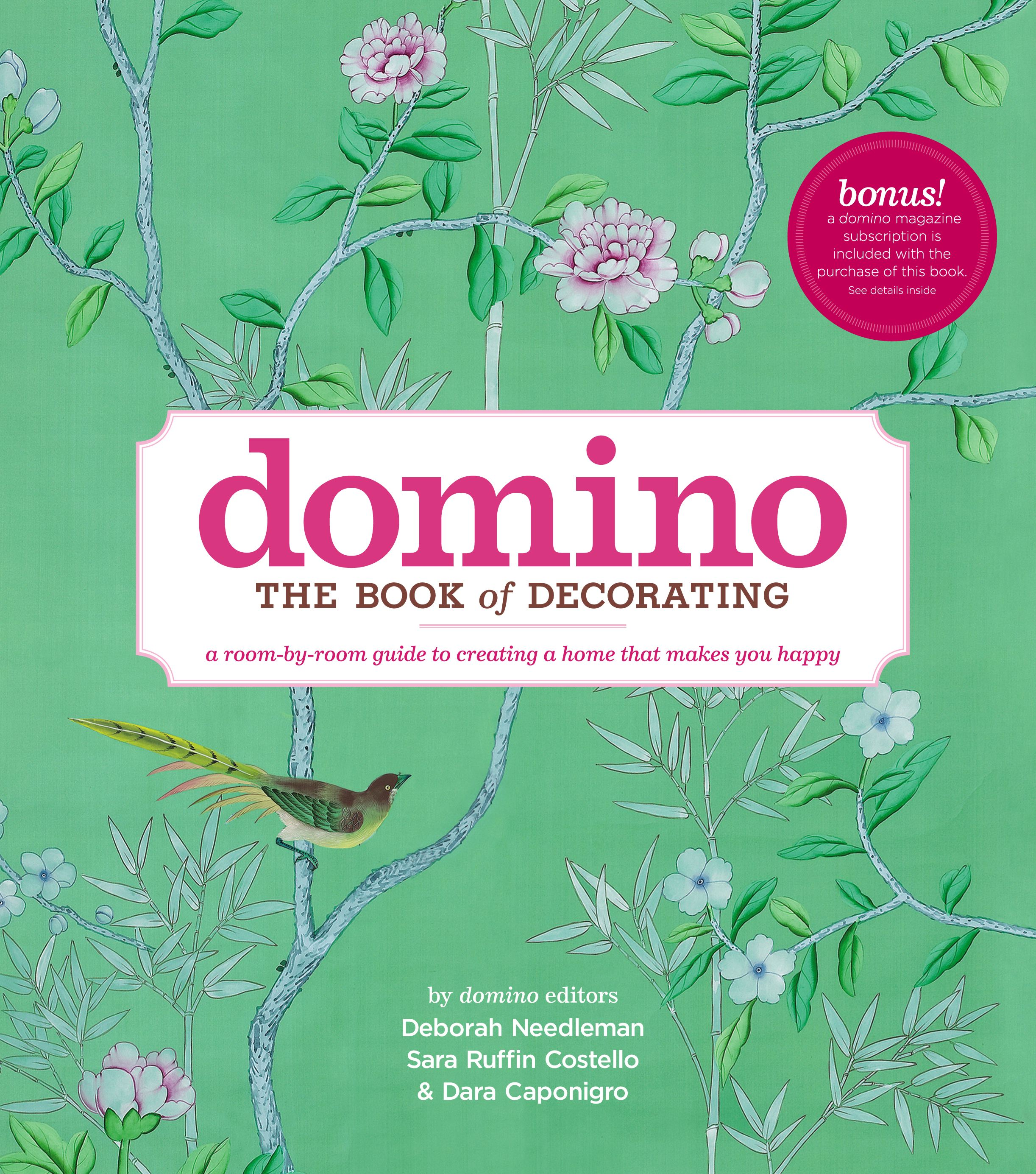Domino the book of decorating 9781439109939 hr
