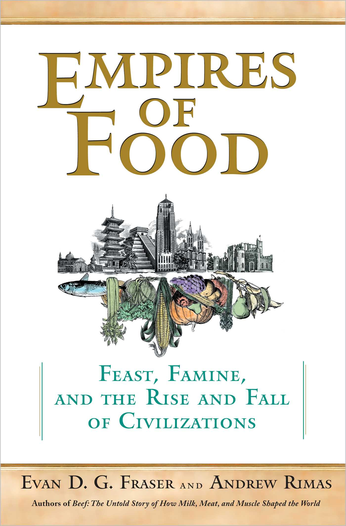 Empires of food 9781439110133 hr