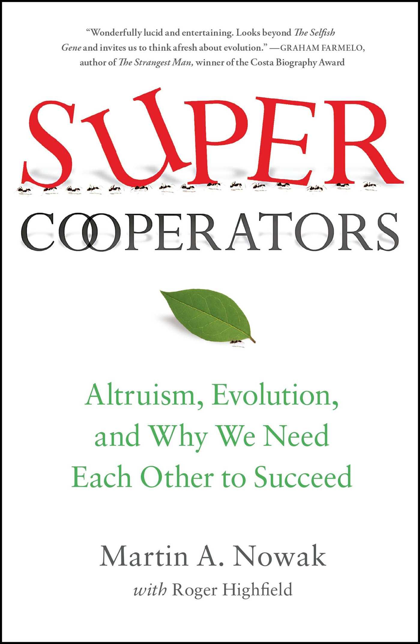 Supercooperators 9781439110171 hr