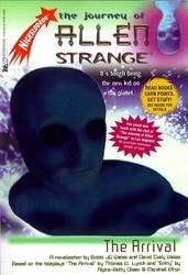 The Arrival:The Journey of Allen Strange #1:Nickelodeon
