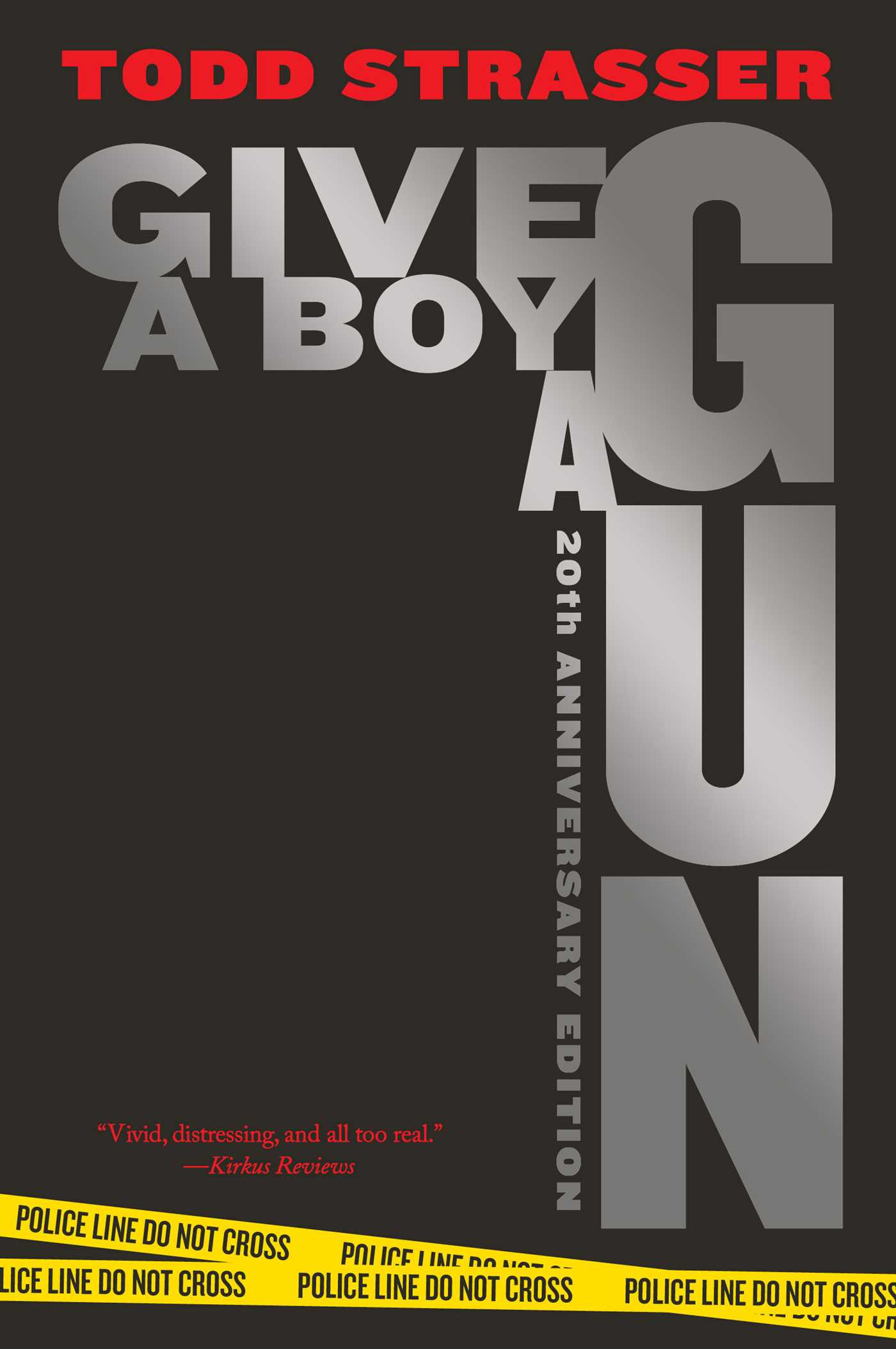 Give a boy a gun 9781439115213 hr