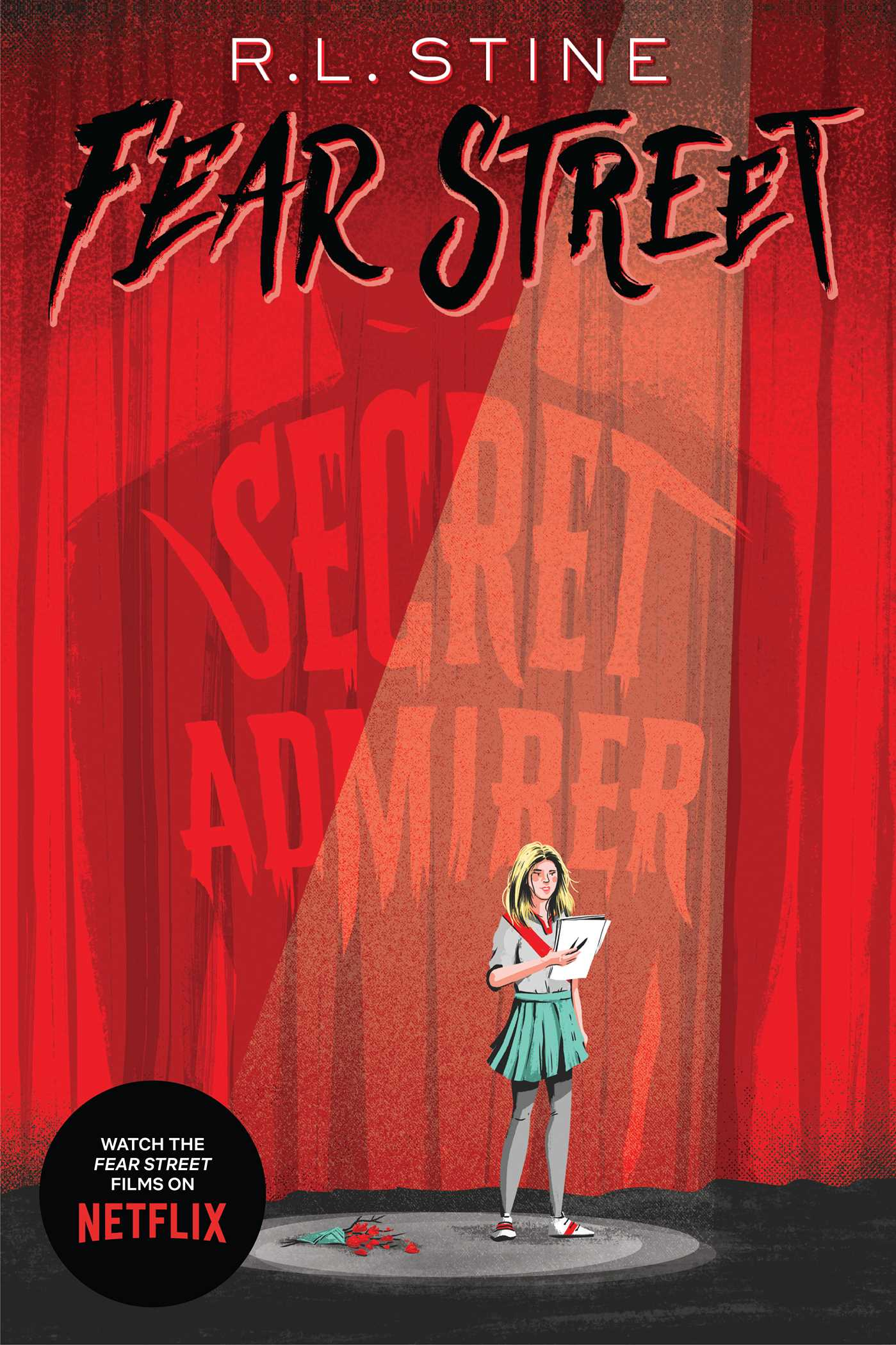 Secret admirer 9781439115527 hr