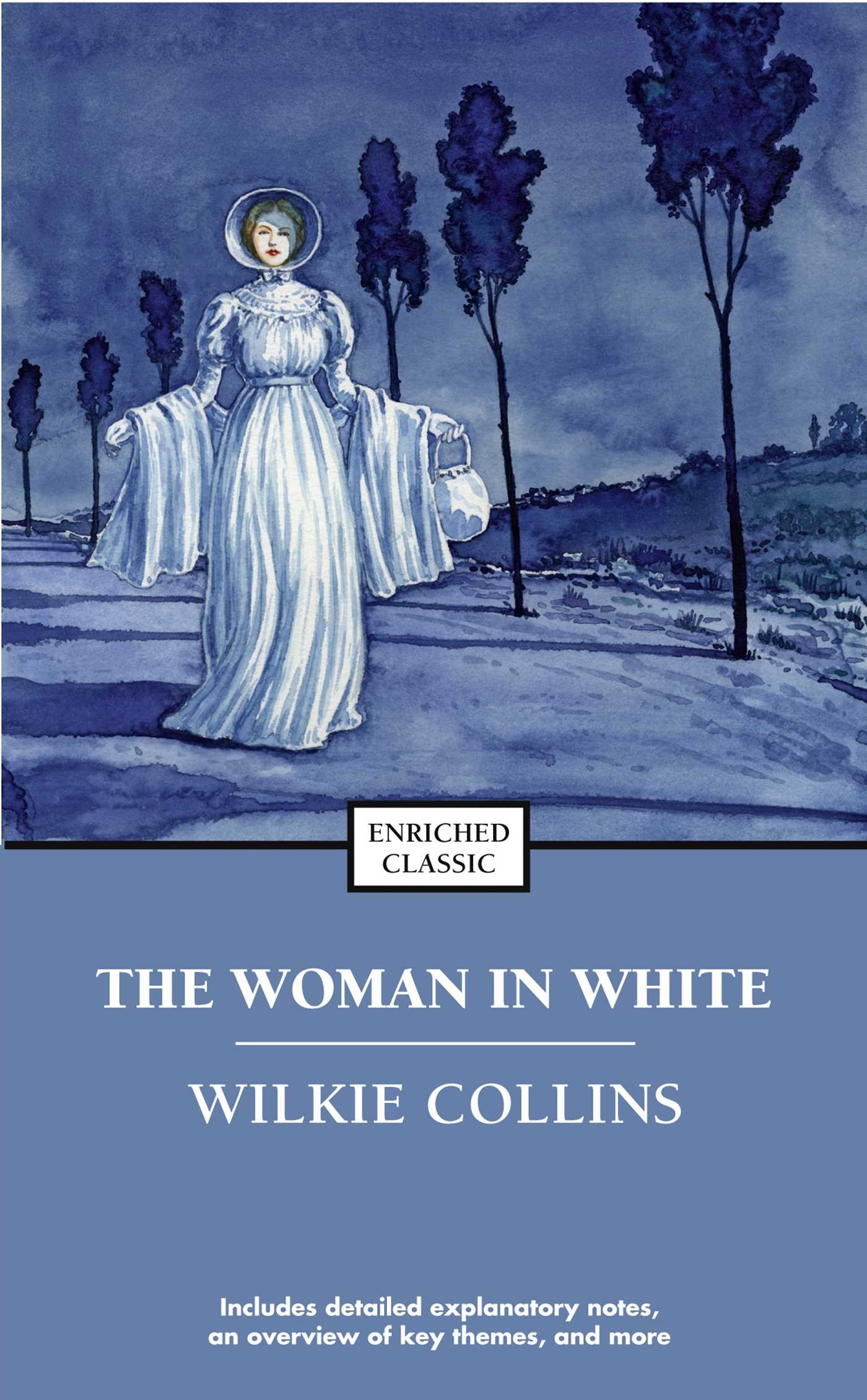 The woman in white 9781439117095 hr