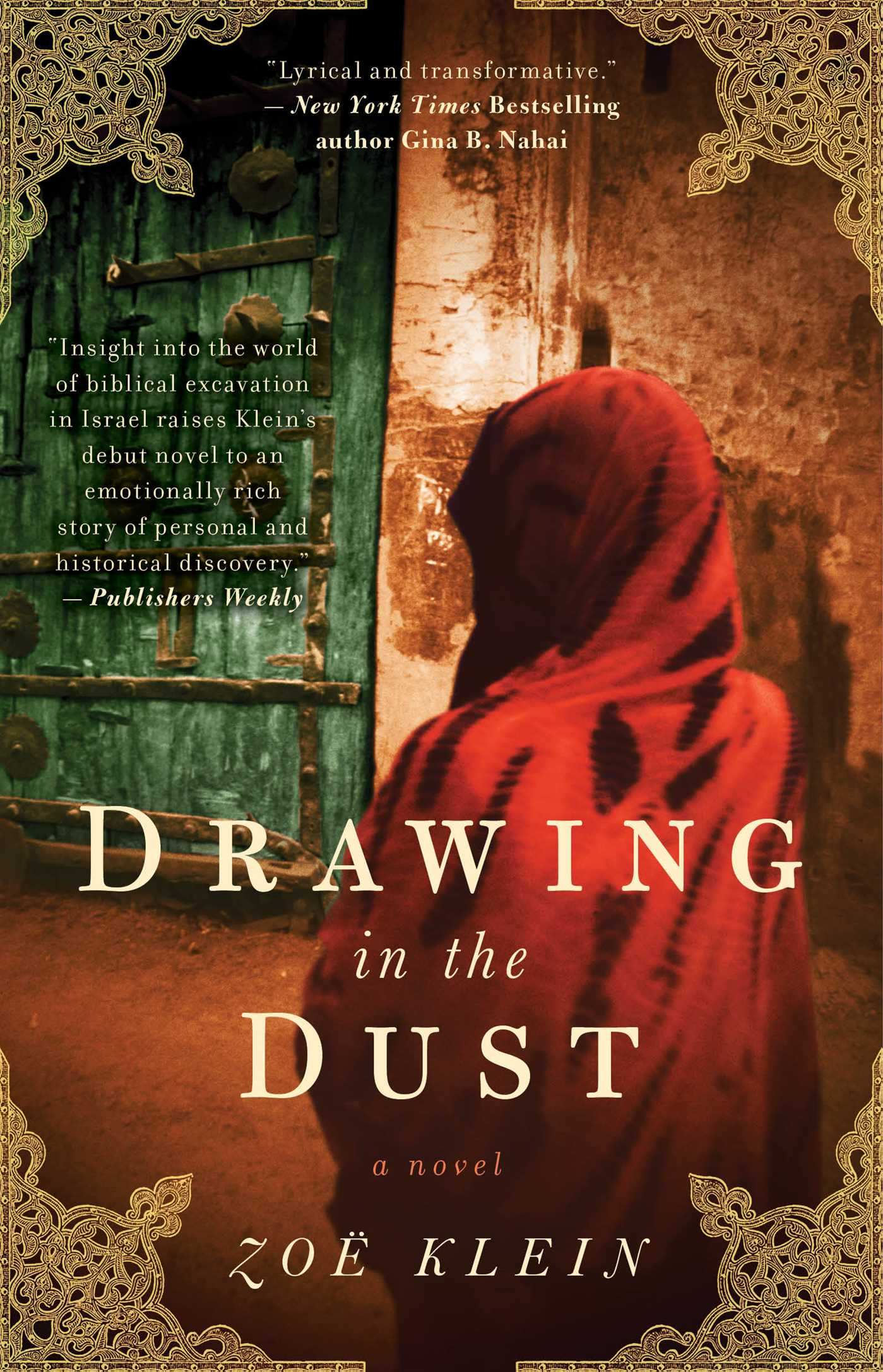 Drawing in the dust 9781439117446 hr