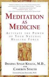 Meditation as medicine 9781439117538