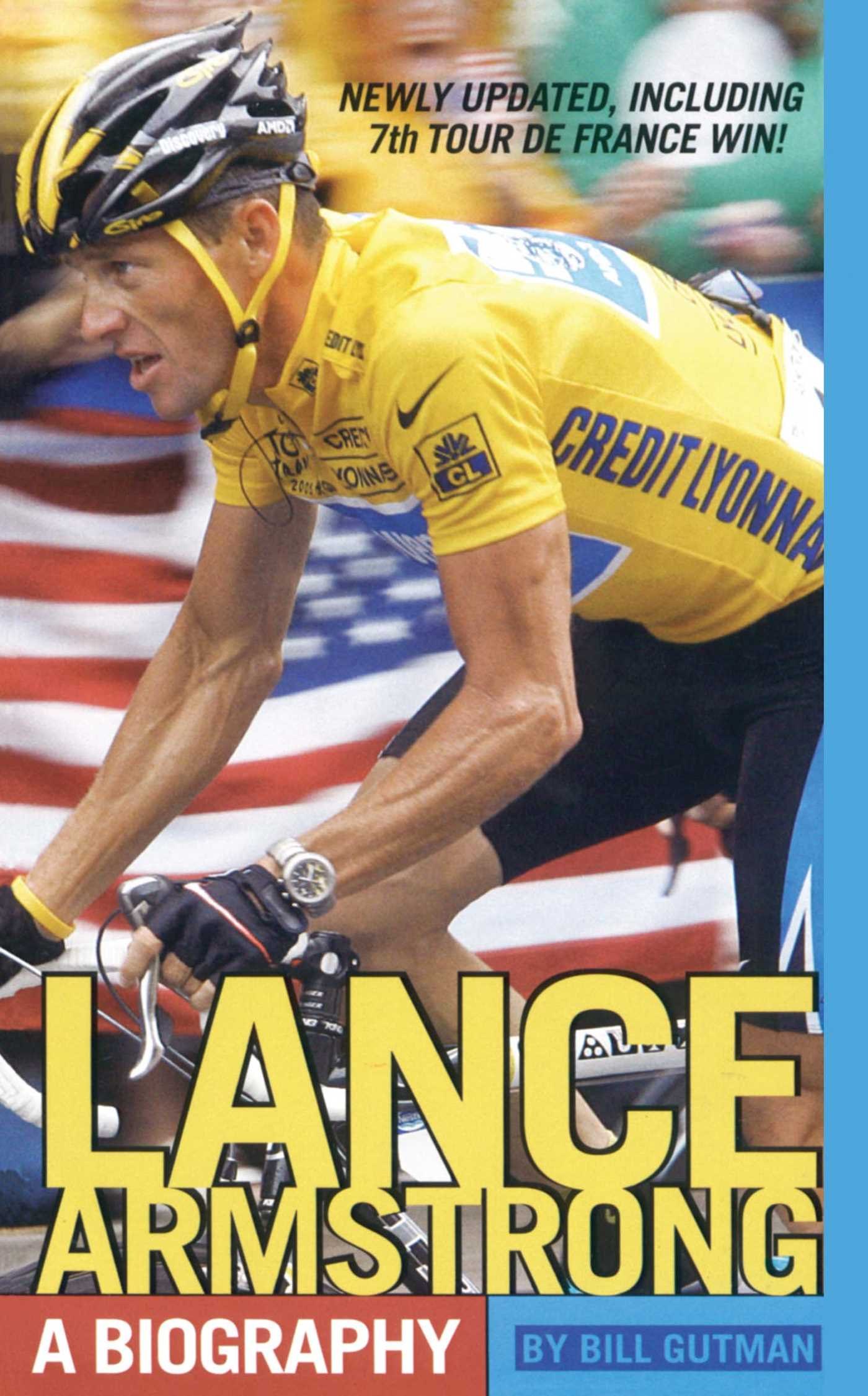Lance armstrong 9781439120729 hr