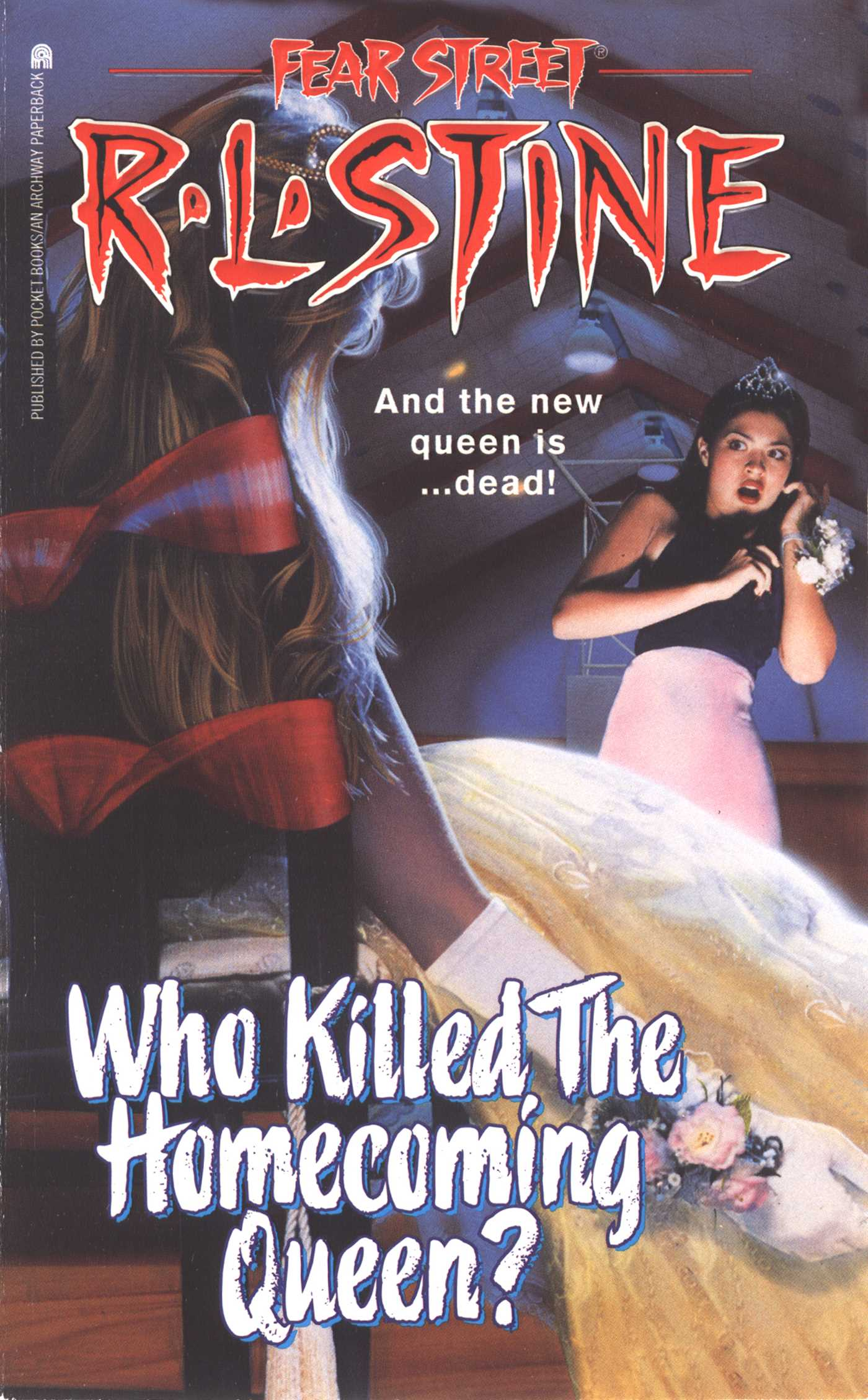 Who killed the homecoming queen 9781439121252 hr