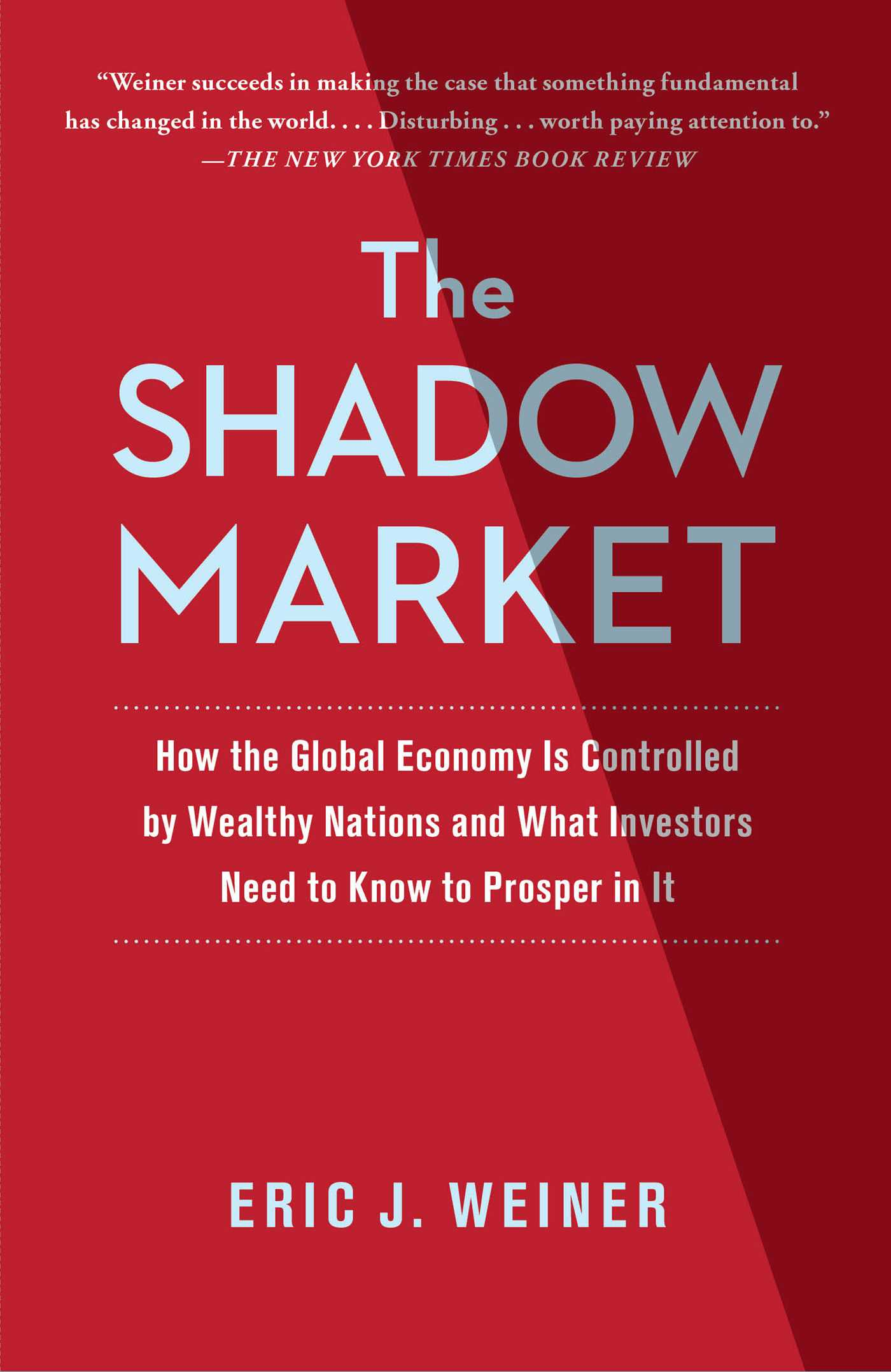 The shadow market 9781439121313 hr