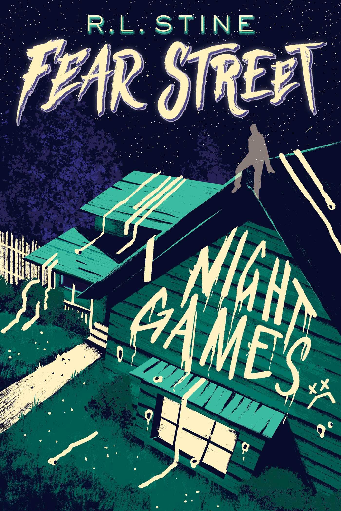 Night Games (Fear Street Superchillers)