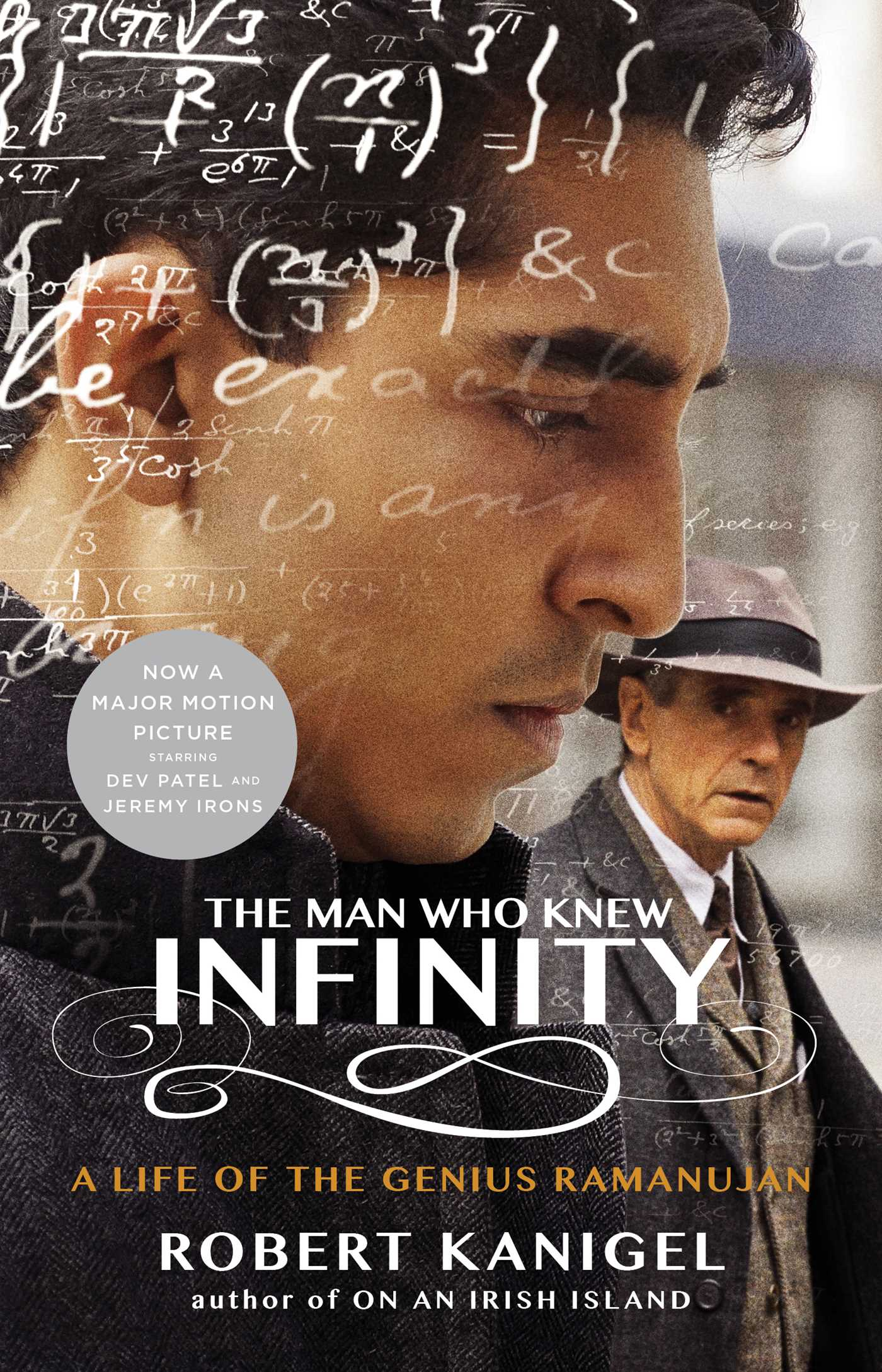 The man who knew infinity 9781439121863 hr