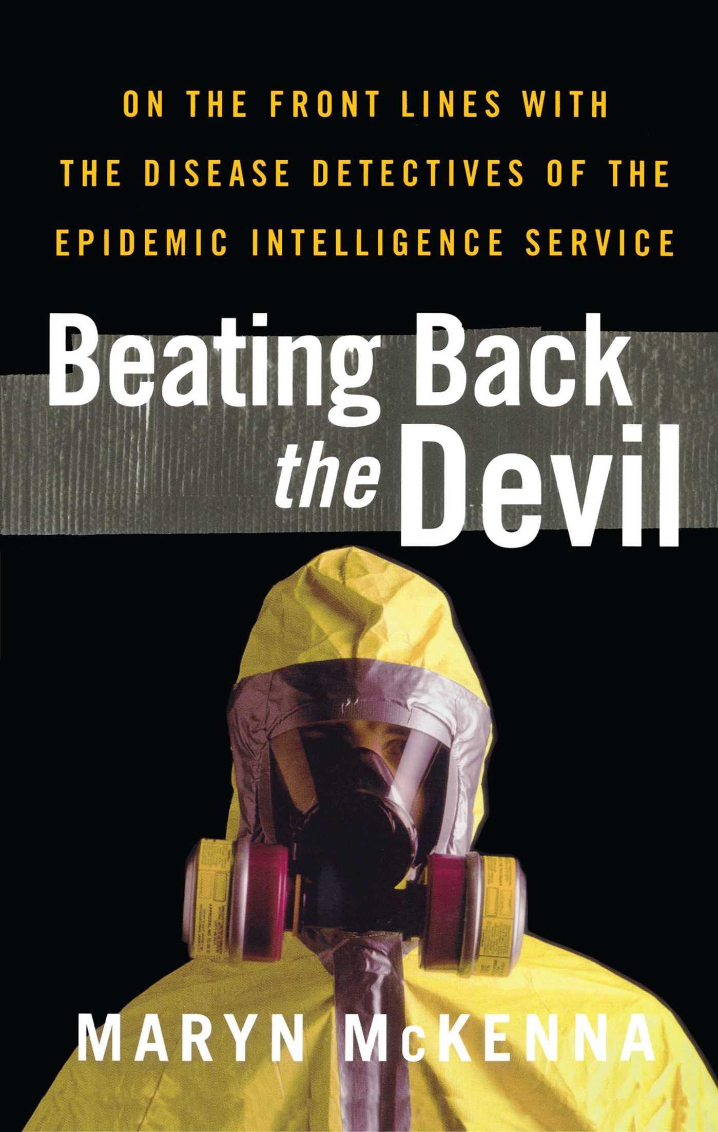 Beating back the devil 9781439123102 hr