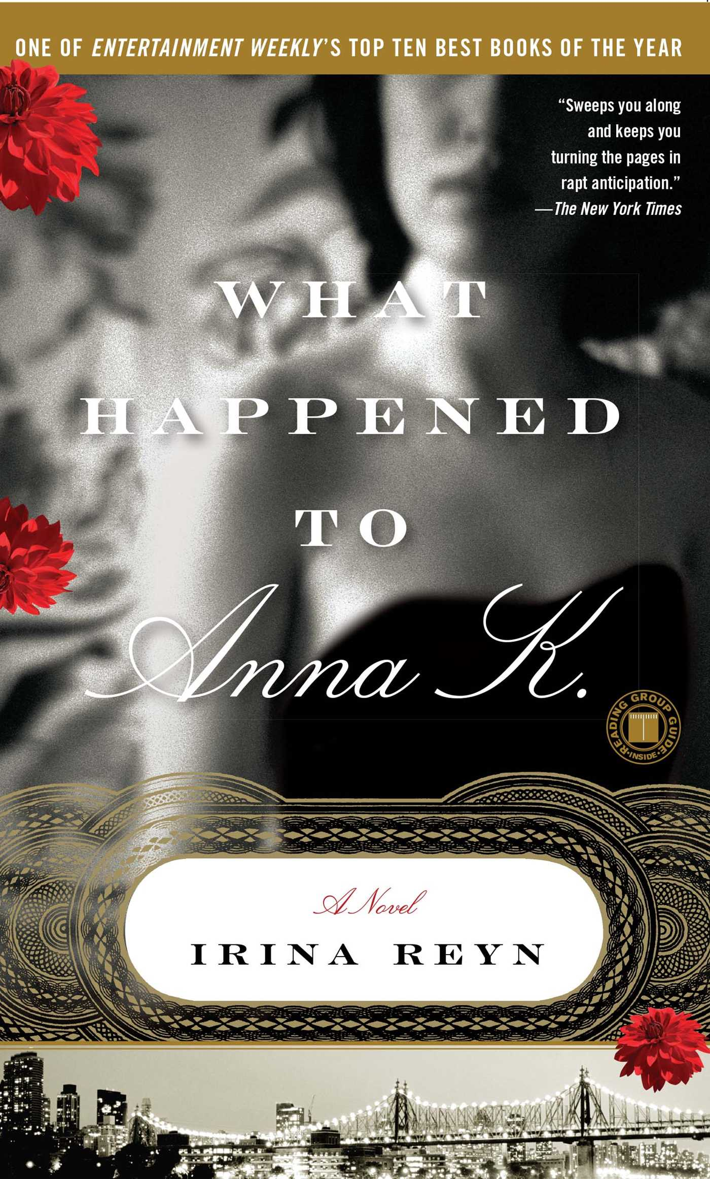 What happened to anna k 9781439123133 hr