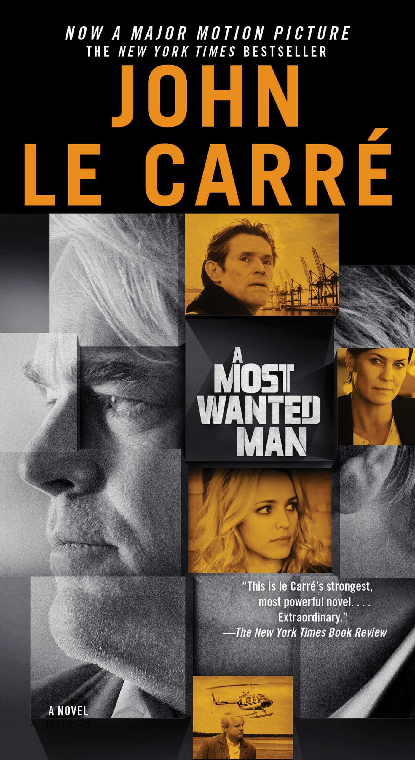 A most wanted man 9781439123218 hr
