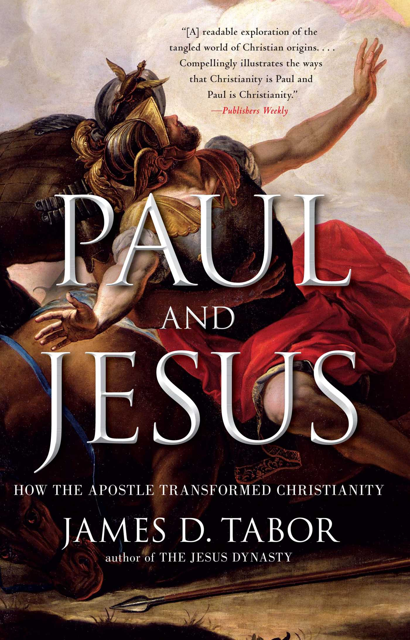 Paul and jesus 9781439123324 hr